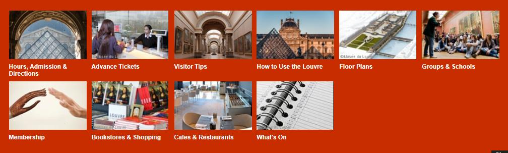 Советы для посещения музея Лувр