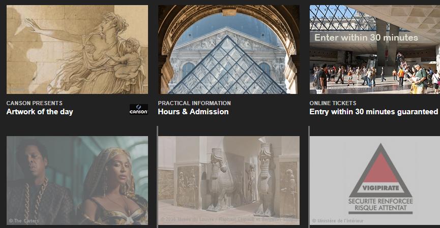 Что посмотреть в музее в Париже